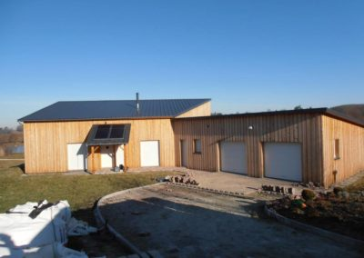 Maison ossature bois – VERNEUIL SUR VIENNE 87