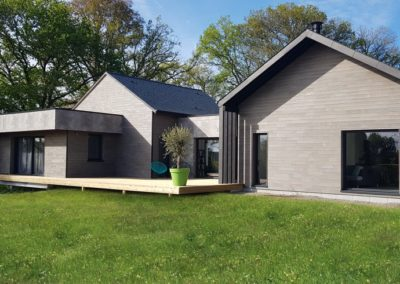 Maison ossature bois – LA SOUTERRAINE 23